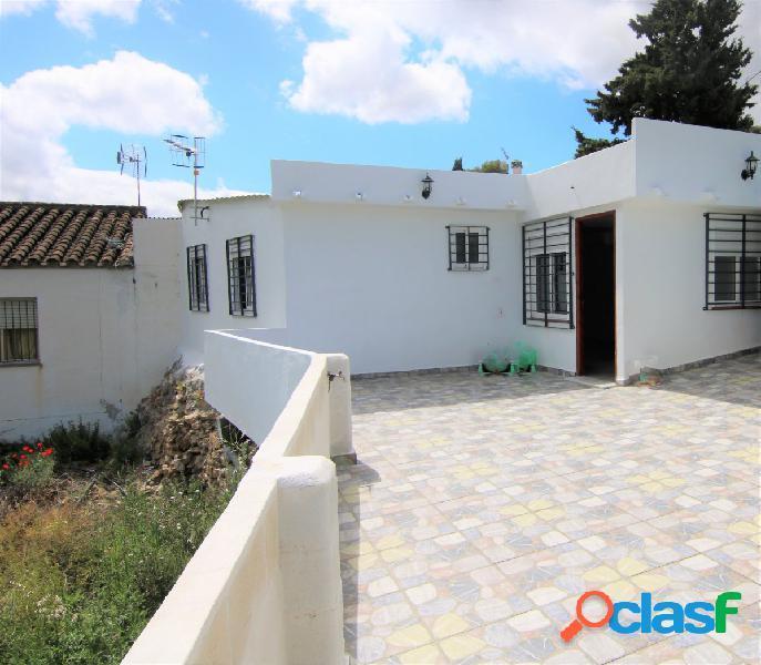 Casa de alquiler en la zona del Rincón.