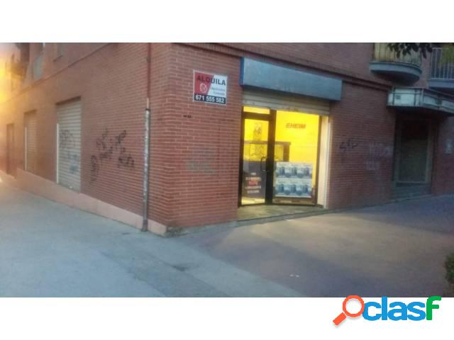 Local comercial en alquiler en Joaquina Eguaras