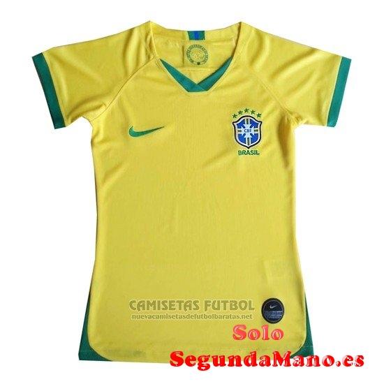 Nueva camisetas de futbol Brasil baratas