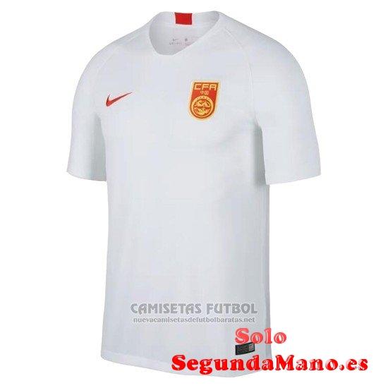 Nueva camisetas de futbol China baratas