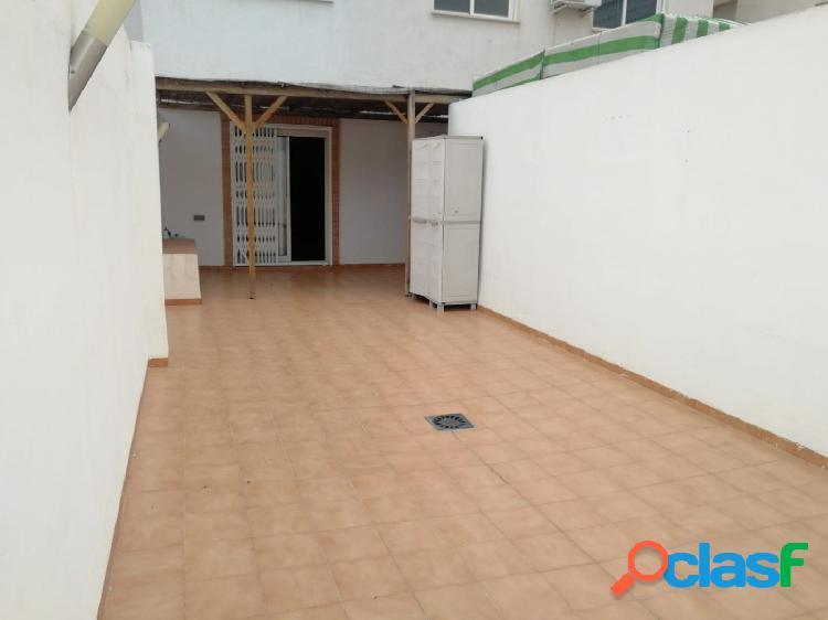 Piso en Torreagüera con patio de 57 m2