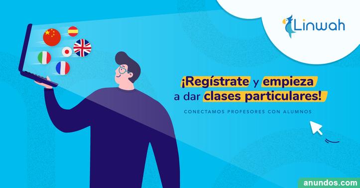[linwah] profesor de idiomas - Málaga Ciudad