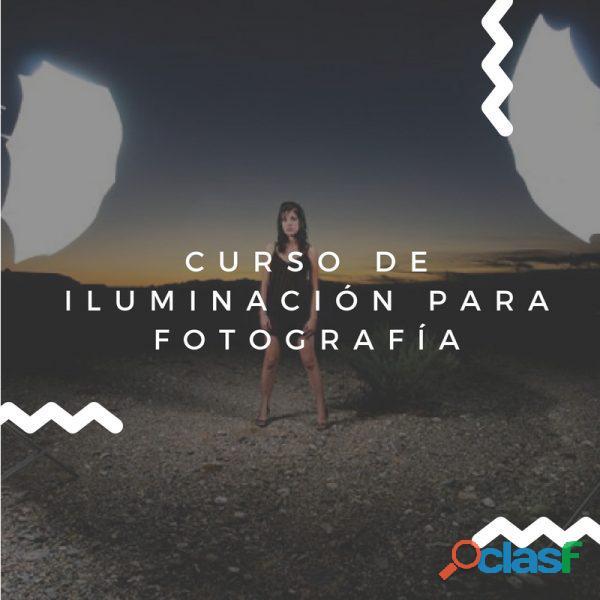 CURSO DE ILUMINACIÓN PARA FOTOGRAFÍA. FILMOSOFÍA