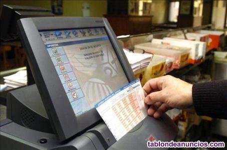 Se vende terminal de loterias y apuestas del estado