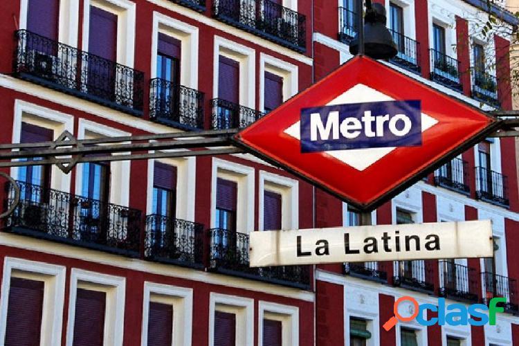 Alquiler de piso en La Latina reformado, 3 dormitorios, 2