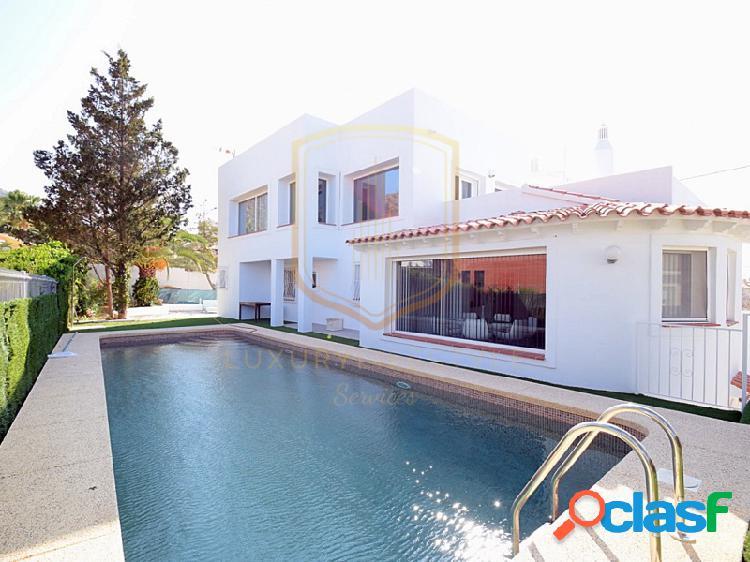 Fantástica villa en el Albir, excelente ubicación