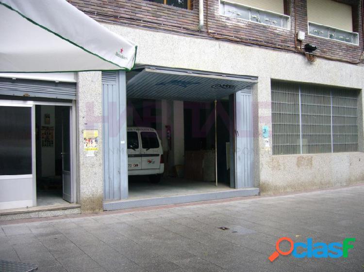 AVENIDA DEL FERROCARRIL, local en venta en una zona en