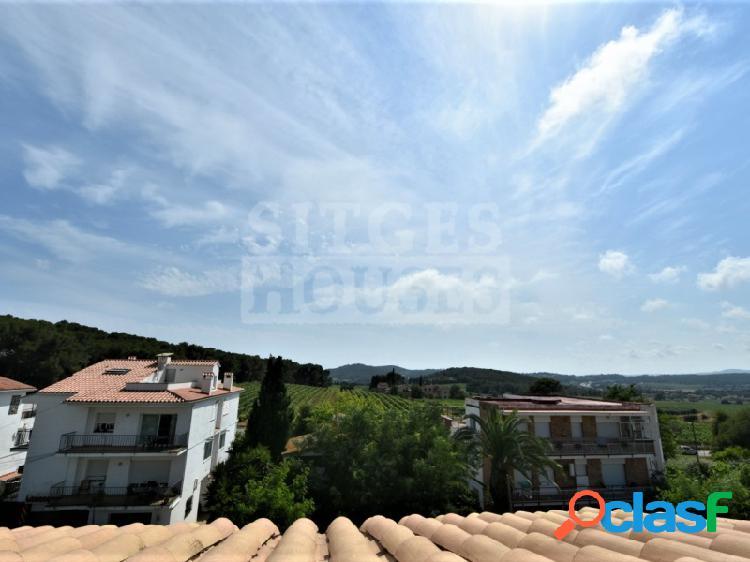 Atico duplex en Sitges Vallpineda