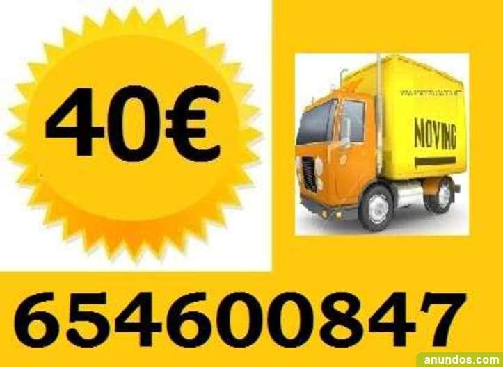 Desm-montaje mobiliarios en leganes 91xx19 portes 40€