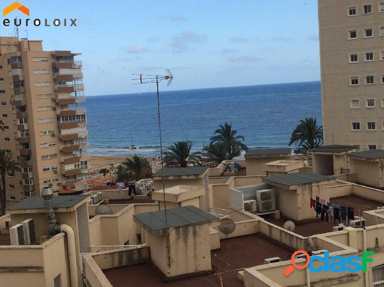 Gran piso para reformar con acceso directo a la playa