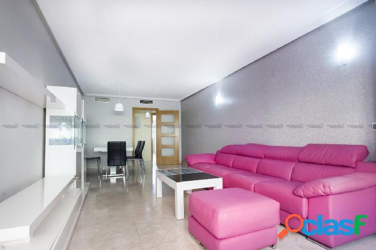 Magnífico apartamento de 3 dormitorios en el centro de