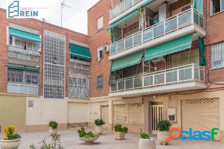 PISO DE 4 DORMITORIOS EN VILLA DE VALLECAS 93 m2