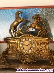 Reloj carrillón antiguo