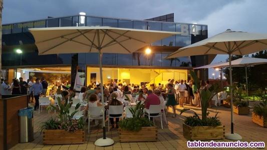 Restaurante & chill out de lujo en la marina de tarragona