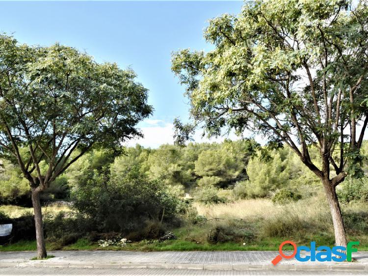 Terreno Residencial en Sitges Can Pei