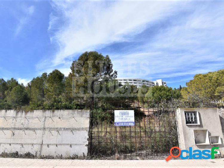 Terreno en Sitges Can Girona