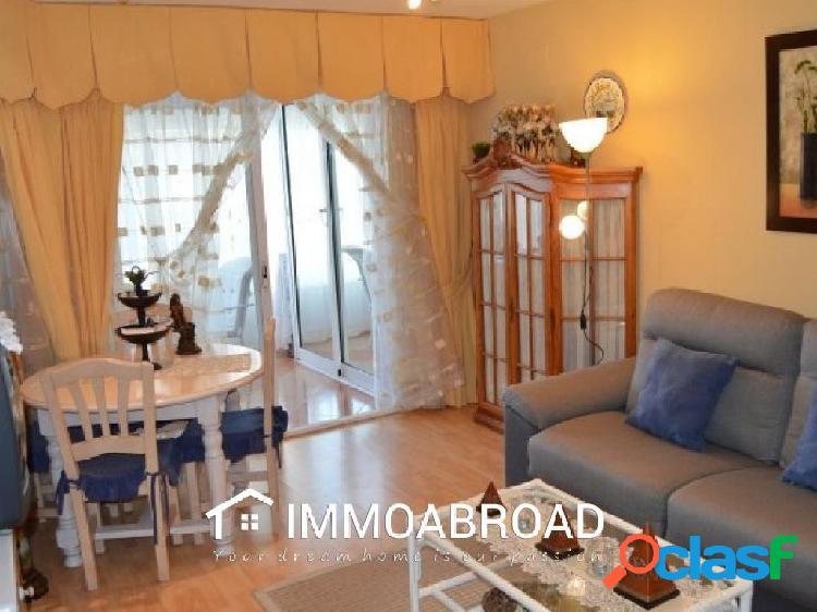 Apartamento en venta en Calpe con 1 dormitorios y 1 baños