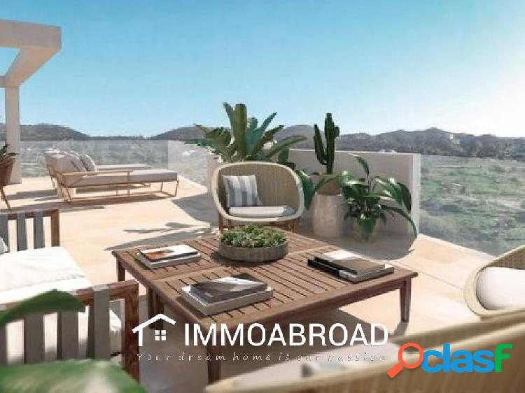 Apartamento en venta en Fuengirola con 1 dormitorios y 2