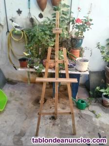 Caballete de pintor