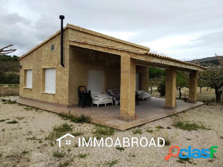 Finca en venta en Gorga con 2 dormitorios y 1 baños