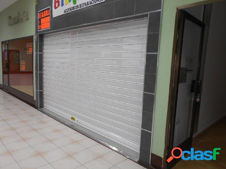 Local comercial acondicionado en antonio Hurtado