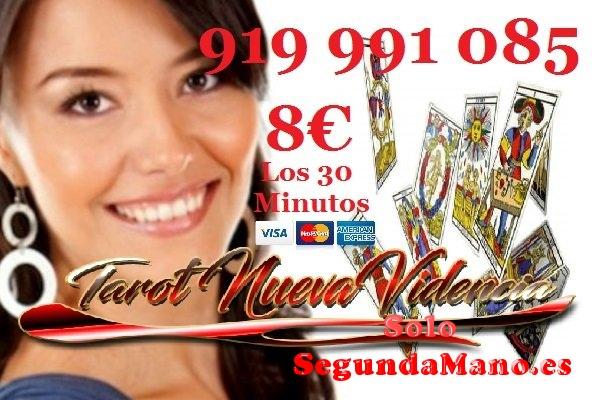 Videncia Visa/ 806 Tarot/