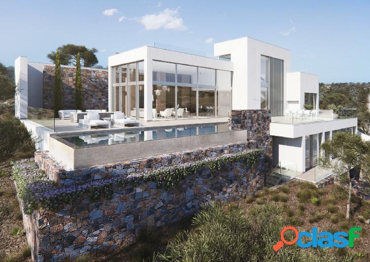 Villa de lujo de 4 dormitorios en un campo de golf