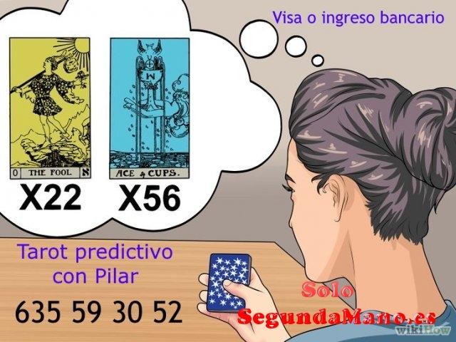 Pilar tarot predictivo  visa o ingreso