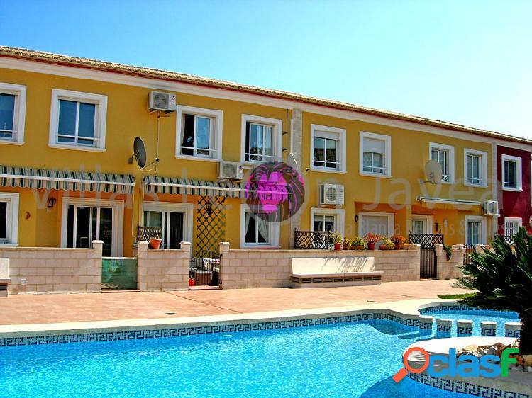 Precioso adosado de 3 dormitorios en venta en Els Poblets