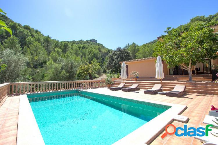 Villa con LICENCIA TURÍSTICA en Andratx