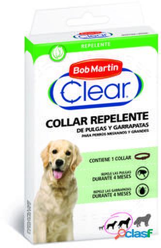 Bob Martin Clear Collar Repelente Perros Medianos y Grandes