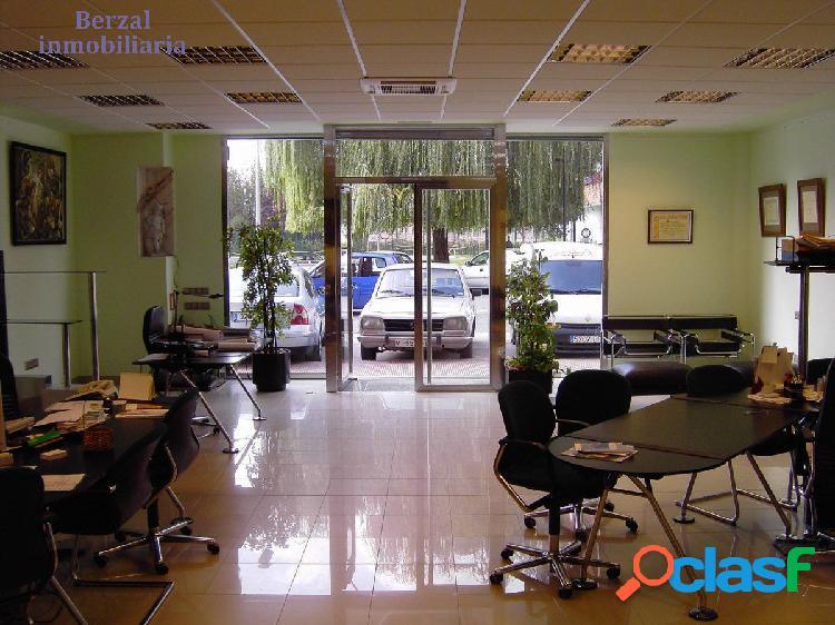 Magnífica oficina en la calle Diego Velazquez de Logroño