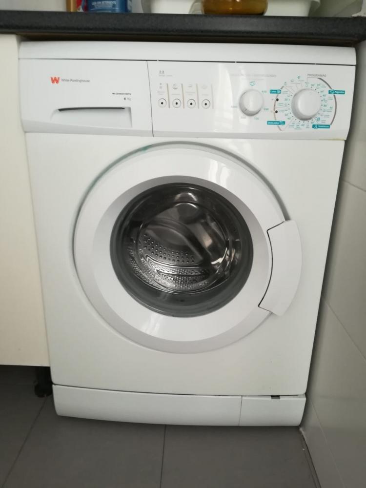 Frigorífico y lavadora