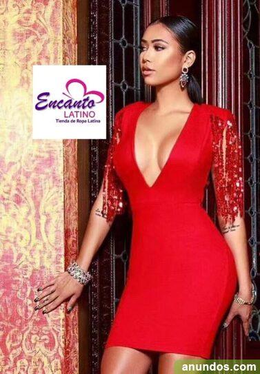 Los mejores vestidos, los encuentras en encanto latino -