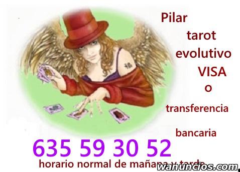 Pilar tarot evolutivo  visa ingreso bancario -