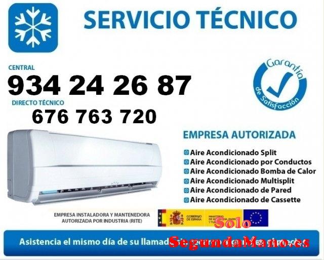 Servicio Técnico Daikin Cerdanyola del Vallès Tlf: