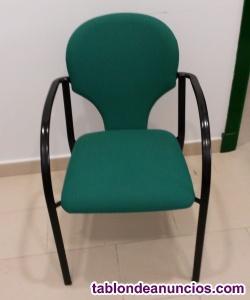 Vendo 6 sillas con reposabrazos