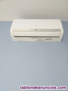 Vendo aire acondicionado inverter