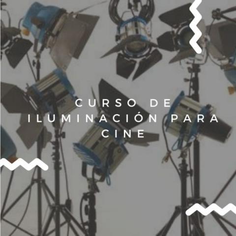 CURSO DE ILUMINACIÓN PARA CINE. FILMOSOFÍA
