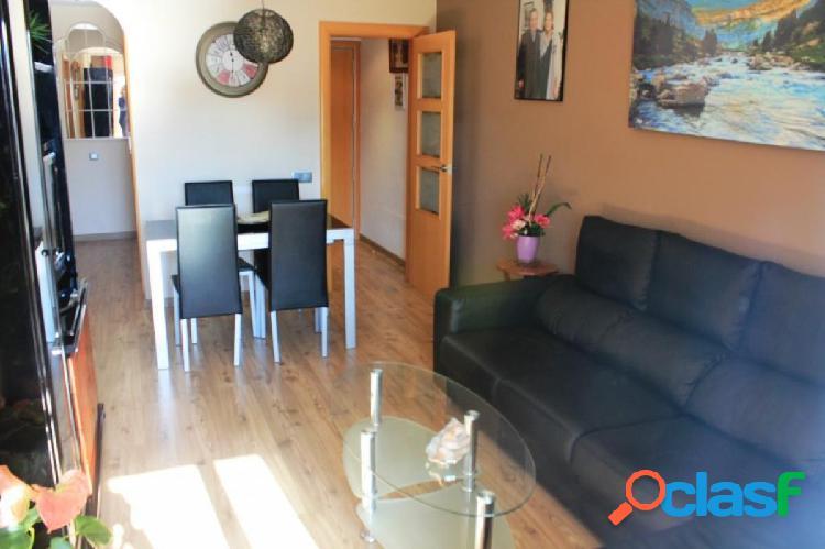Genial piso reformado de 3 dormitorios en Premià de Mar