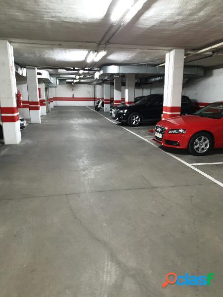 Parking en c/ Via Augusta