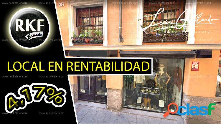 Venta Local comercial - Justicia, Centro, Madrid