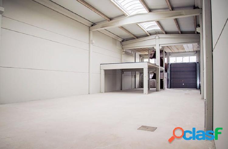 Venta de nave industrial poligono Empresarium Obra nueva