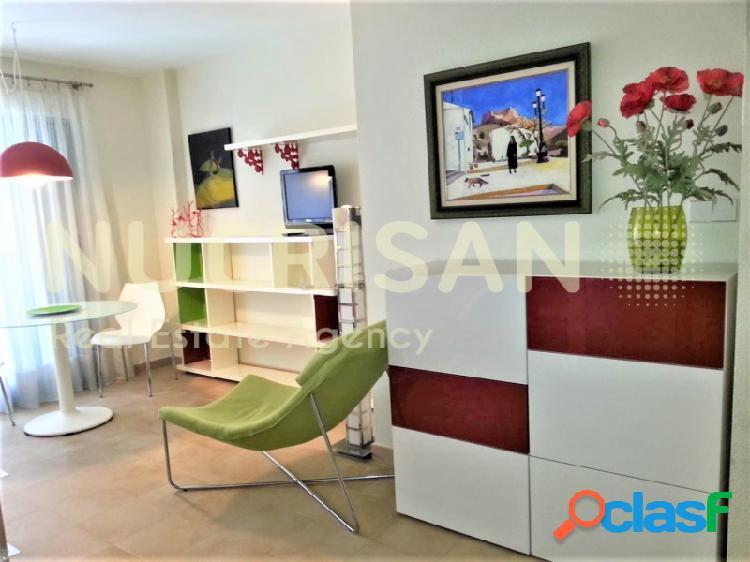 Alquile piso en El Centro Alicante Costa Blanca
