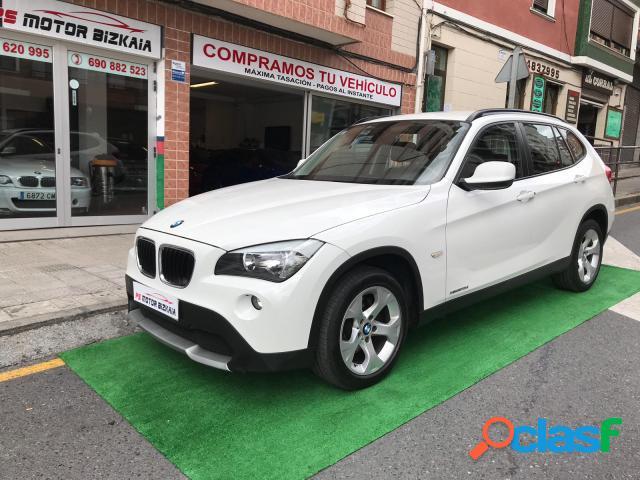 BMW X1 diesel en Santurtzi (Vizcaya)