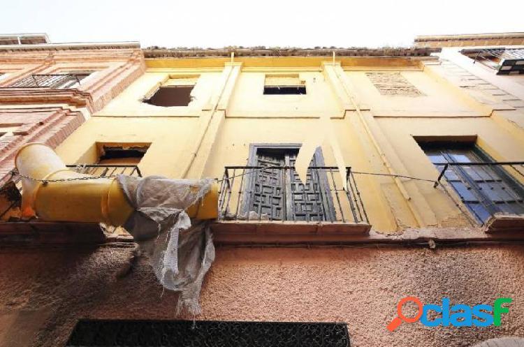 ¿Buscas una oportunidad de casa-edificio para rehabilitar