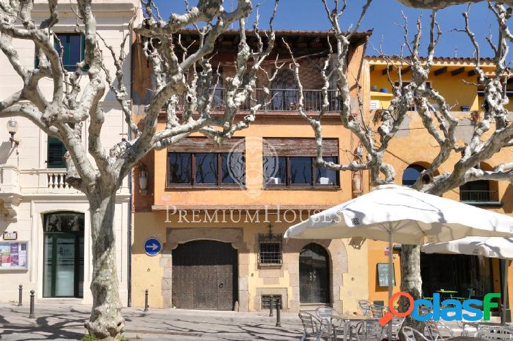 Casa con encanto en Barcelona Costa