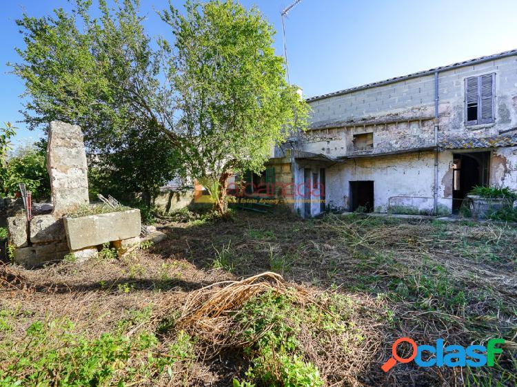 Casa para reformar en Sineu, Mallorca.