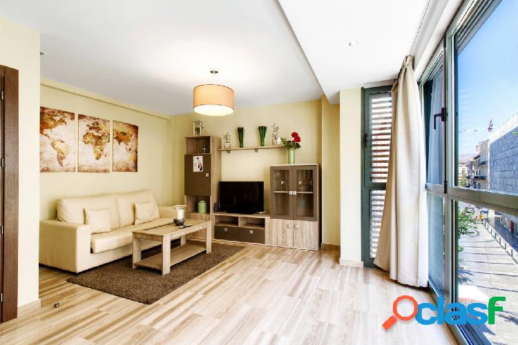 Fantástico piso en pleno centro de Málaga - TH asesores