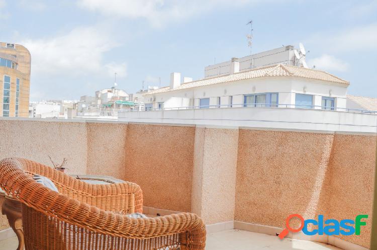 Ideal para inversión en el centro de Torrevieja, amplio